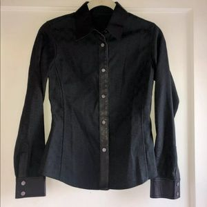 Tom Ford Gucci GG Monogram Shirt Jacket 38 XS